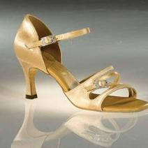 athena tan satin